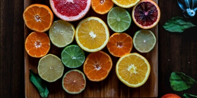 L'intolérance à l'acide citrique